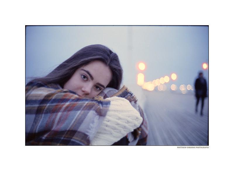CineStill 800T Colours - Portrait
