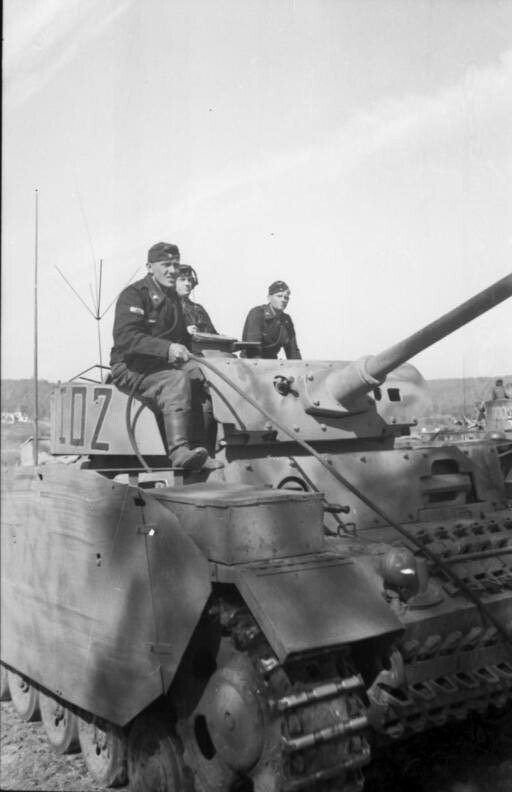 Panzer III & its crew