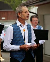 70. Geburtstag Kurt Achermann am 27.07.2014