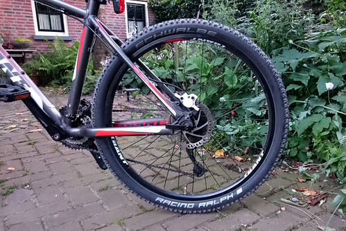 Schwalbe Racing Ralph on Giant Talon 3 (2011) | by ND-Photo.nl