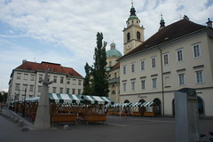 Ljubljana: Tržnica
