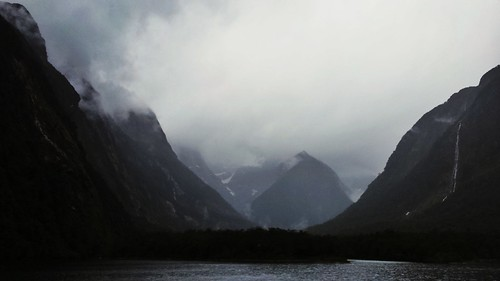 Milford Sound | by emonstaDesigns