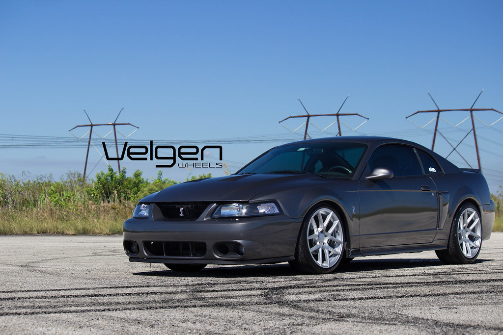 Mustang Edge Vmb5 Velgen Wheels Ford New Flickr …