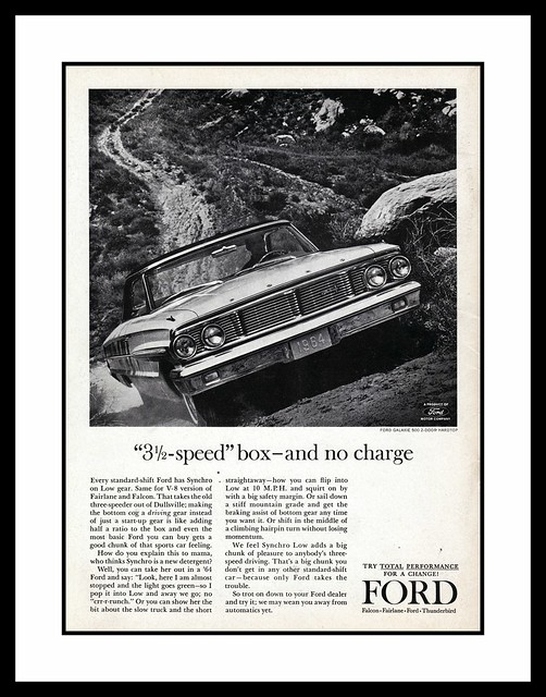 Ford, 1964