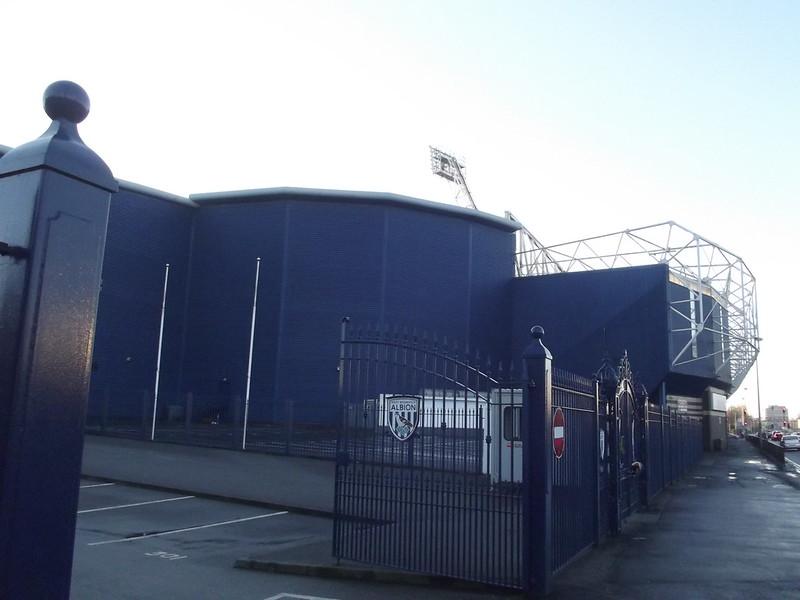 The Hawthorns - West Bromwich Albion FC - Birmingham Road - Birmingham Road End