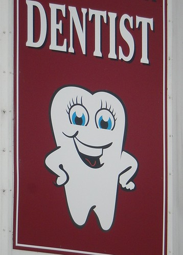 Casper the Friendly Dentist | by mikecogh