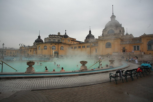 Szechenyi Baths | by Aphexlee