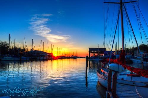 sunset marina landscape boats alabama fairhope escc nikond700 camerasouth debbiegodard