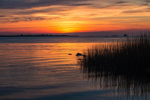 morning sunrise canon river boat al photos ct stratford housatonic kulla