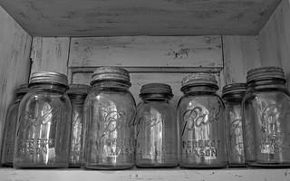 Jars   by Forsaken Fotos