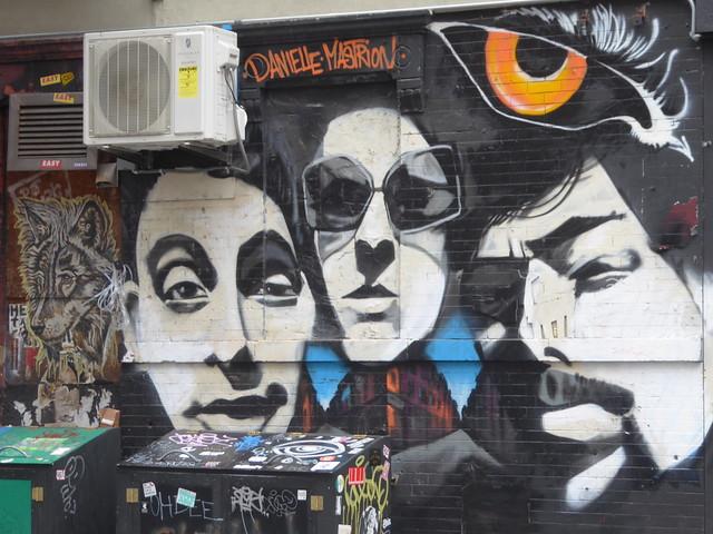 Street Art, Lower East Side, Manhattan