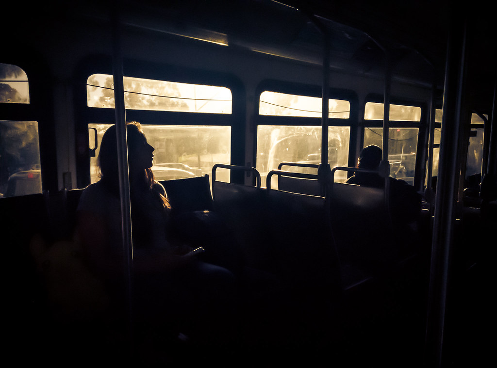 BUS RIDE | Feedback is Welcomed! | Christian Hawley | Flickr