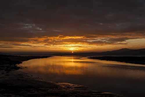 ireland sunset canon river donegal inishowen buncrana swilly loughswilly 1635mmf28l cranariver canoneos1dmark3 riverrefections cloudsstormssunsetssunrises