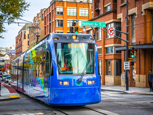 Atlanta Streetcar | by Central Atlanta Progress