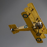 Up! Up! and Away! - Sopwith Triplane - The Tripehound !