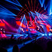 KBK Visuals at I am Hardwell United We Are World Tour Kickoff, 21-01-2015, Ziggo Dome Amsterdam. Photo by Jessica Dreu