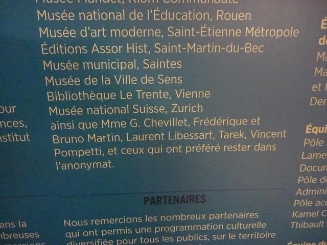 Exposition Tumulte Gaulois au musée Bargouin