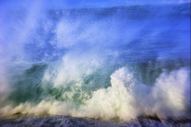 power of the surf