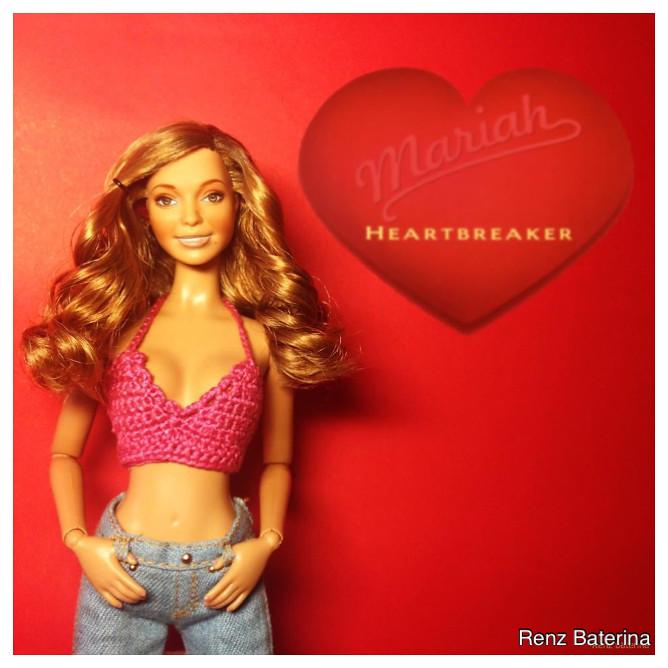 My Ooak Mariah Carey Doll My Very Own Mariah Carey Doll By Flickr