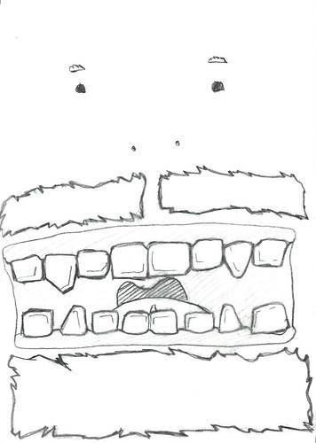 Teeth   by Tom Cardo-Moreno