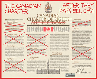 The Canadian Charter Post C-51 | by Laurel L. Russwurm