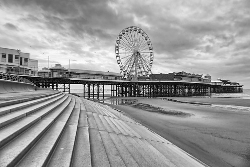 Blackpool In Winter 11 | by bidkev1 and son (see profile)