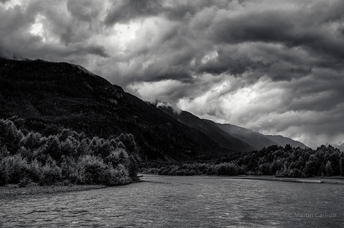 trees sky blackandwhite canada mountains monochrome clouds wow britishcolumbia rivers storms squamish brackendale nwn highway99 squamishriver niksoftware governmentroad pentaxians tamronlenses colourefex pentaxart pentaxk5 silverefexii sestoskyhighway