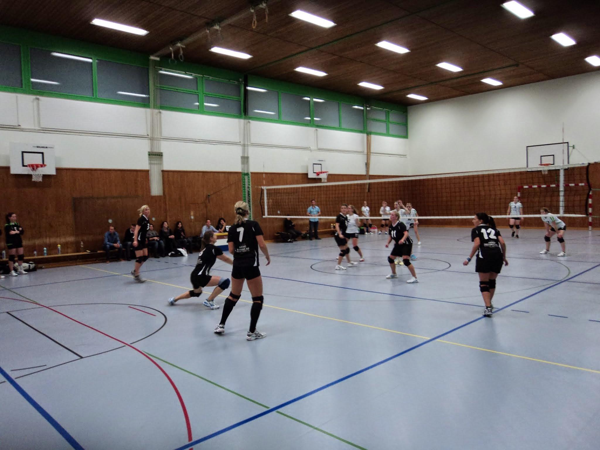Audax Spielesamstag November 2011