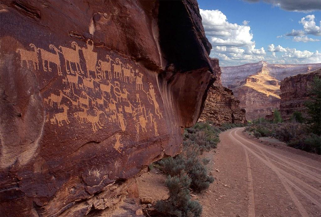 Nine Mile Canyon, Utah | Do not let the name mislead you–Nin… | Flickr