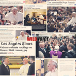 POPE FRANCIS: the Celebrated False Prophet Who Will Not Speak the Truth