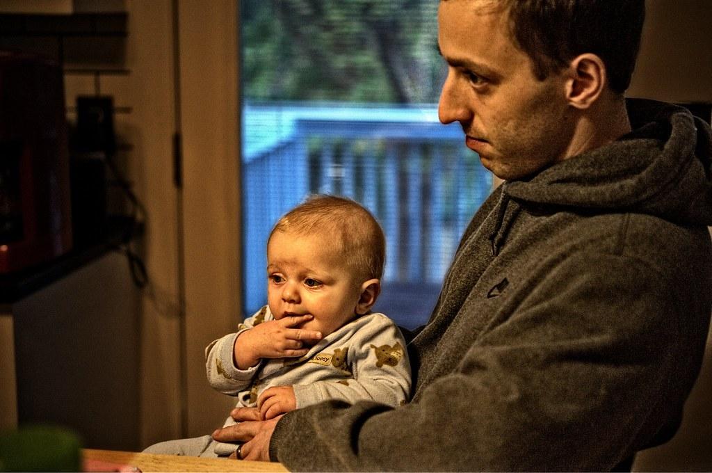 6 zmian, jakie zachodzą w mężczyznach, po tym jak na świat przyjdzie ich dziecko