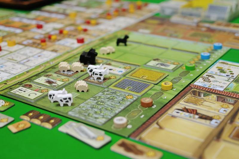 Best Farming Board Games Fields of Arle 06