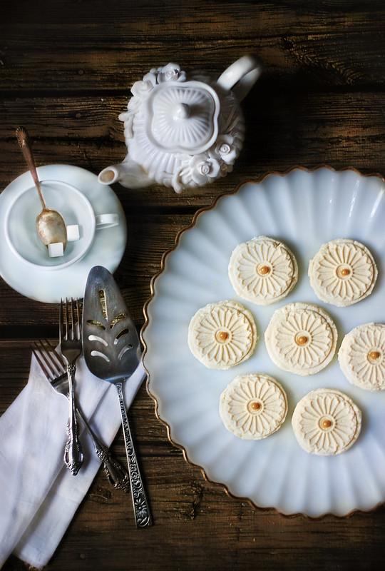 Ricotta Fudge. Shondesh. Bangladeshi sweets.