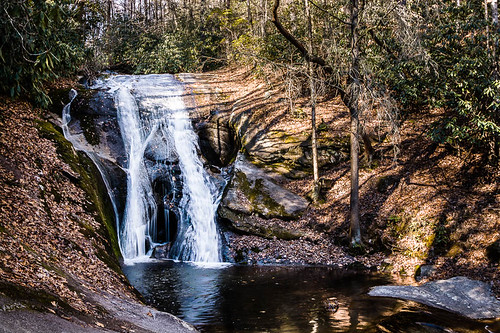 nature water landscape waterfall unitedstates january northcarolina falls hays 2015 stonemountainstatepark roaringgap widowcreekfalls