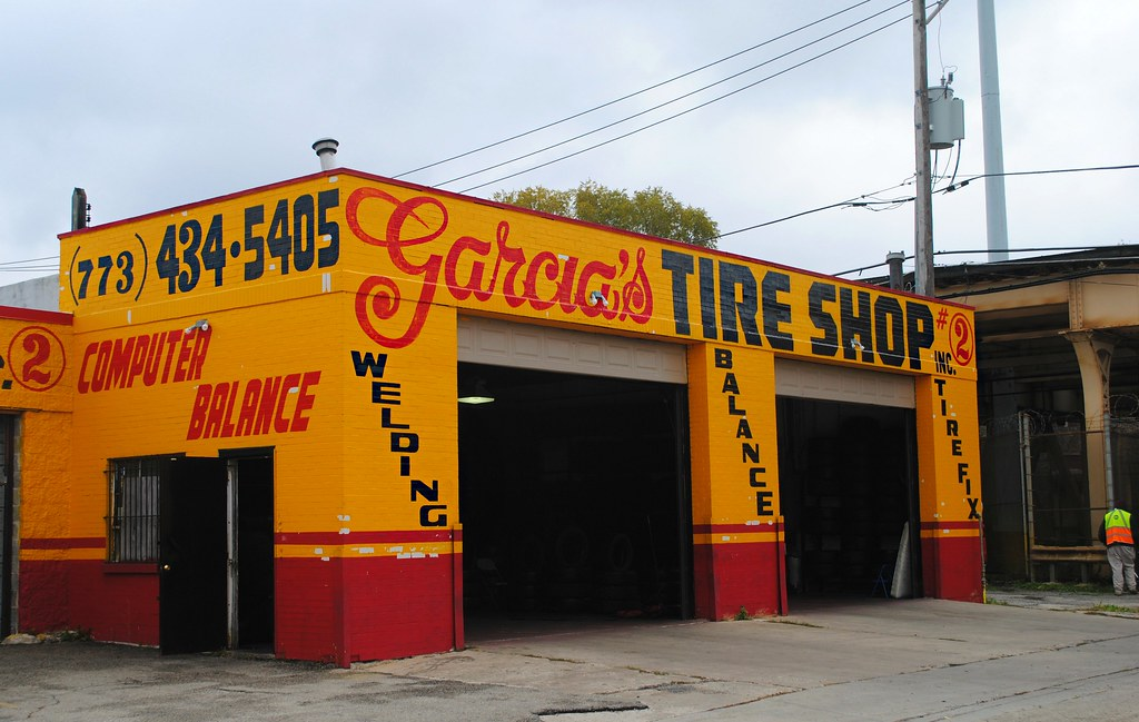 Garcias Tire Shop >> Garcia S Tire Shop 1259 W 63rd St Chicago Illinois Neig Flickr