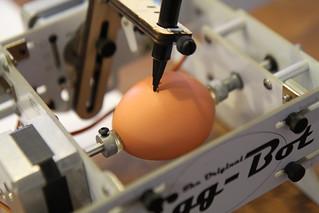 EggBot   by La Fabulerie