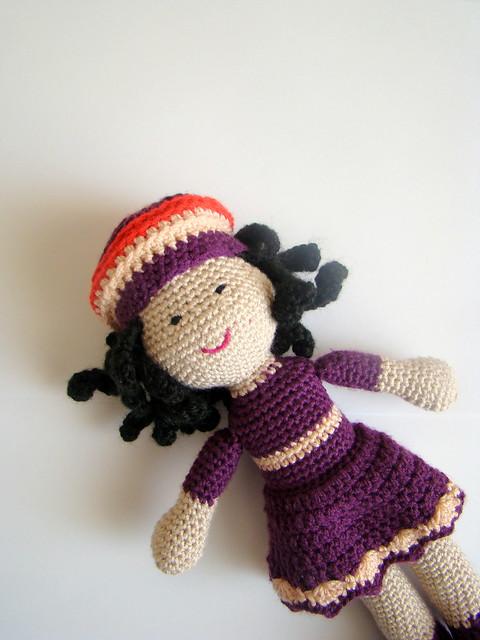 BB Amigurumi Doll