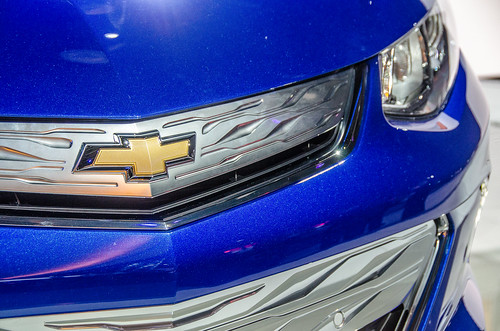 2016 Chevy Volt Photo