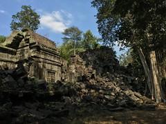 More ruins at Beng Mealea