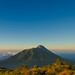 Sleeping Volcano - Mt. Merapi, Central Java