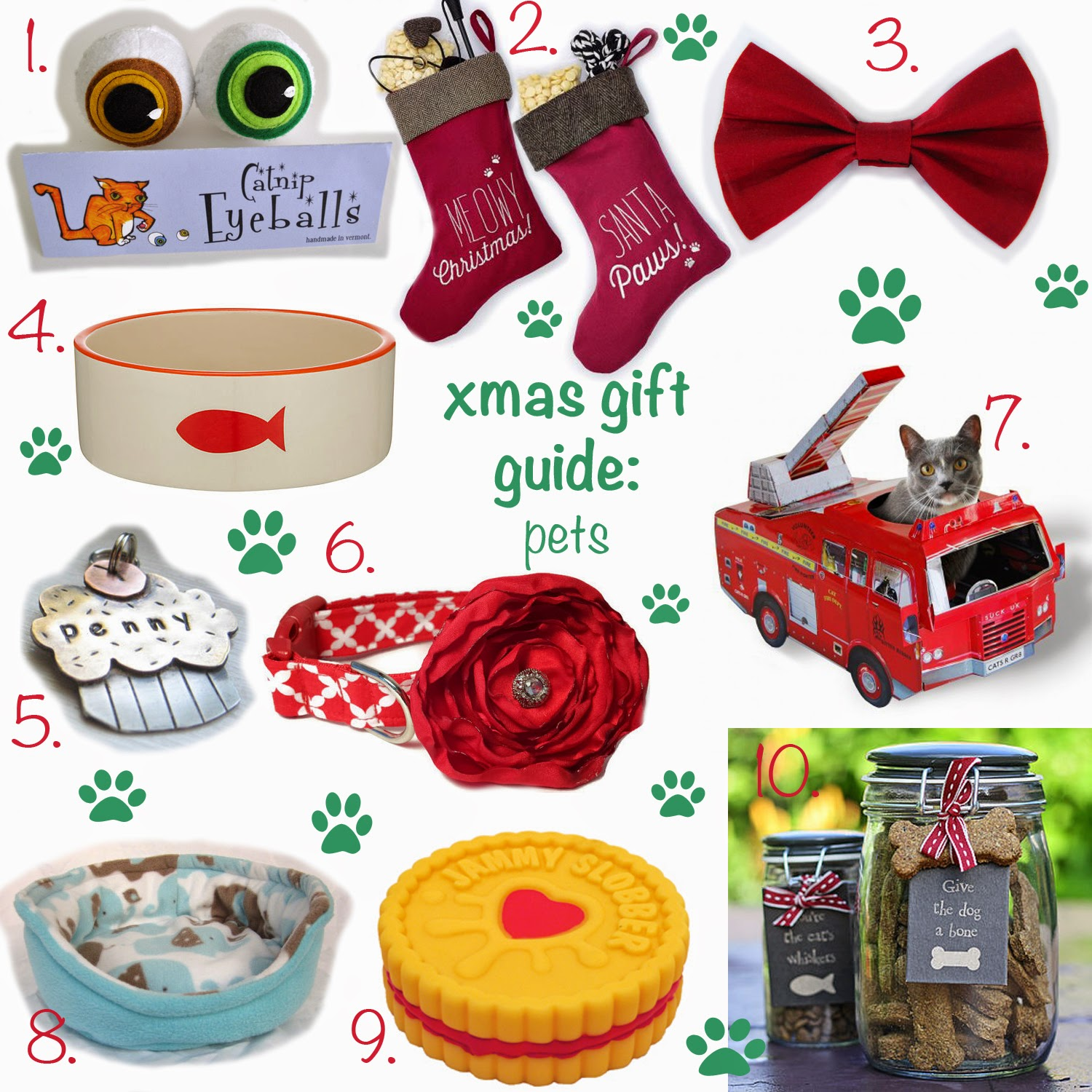 My Christmas Gift Guide for Pets