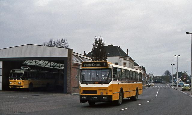 1980-11-10 BBA 439 493 Zuid Oostsingel Bergen op Zoom
