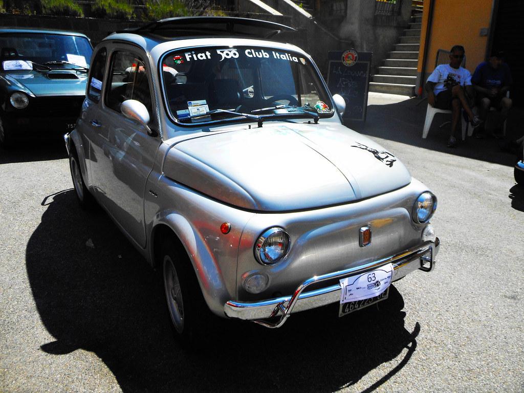 Fiat 500 L 1971 X Raduno Di Auto D Epoca Di Rovegno 10 Flickr