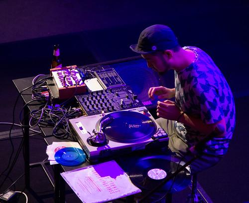 DJ Sniff @ NIME 2016 | by johnrobertferguson