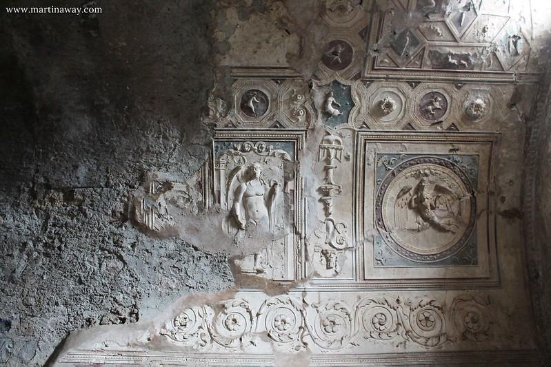 Scavi di Pompei, Terme del Foro