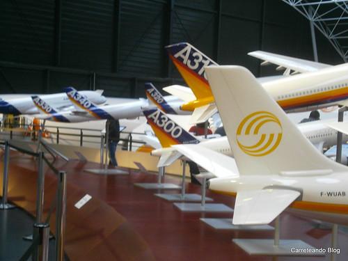 Museo Aeronautico - Airbus Toulouse
