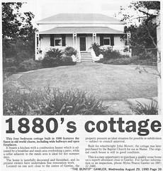 Baptist Church - Manse - 1 Daly Street - Bunyip 1990 0829