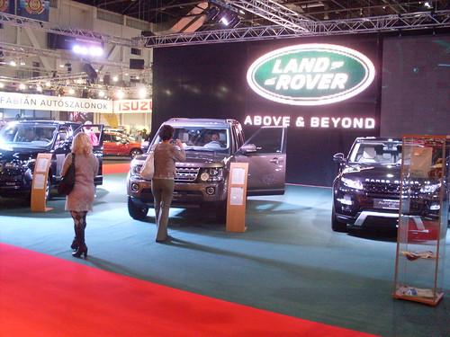 Land Rover-ek - Mobilitás | by Az online magazin