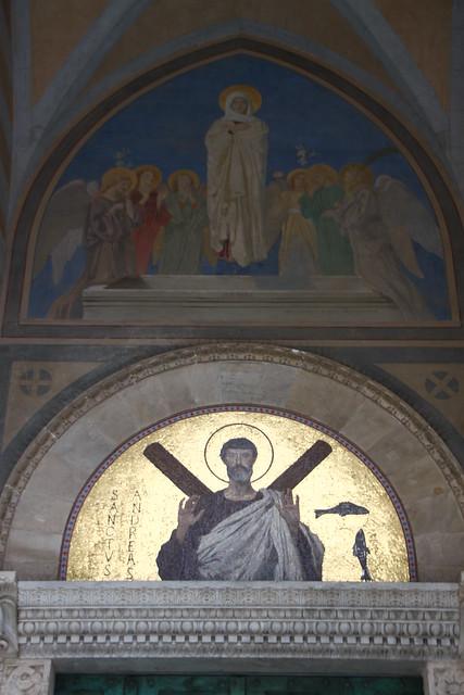 Cathédrale Saint-André, Chapelle du Crucifix et Cloître du Paradis à Amalfi