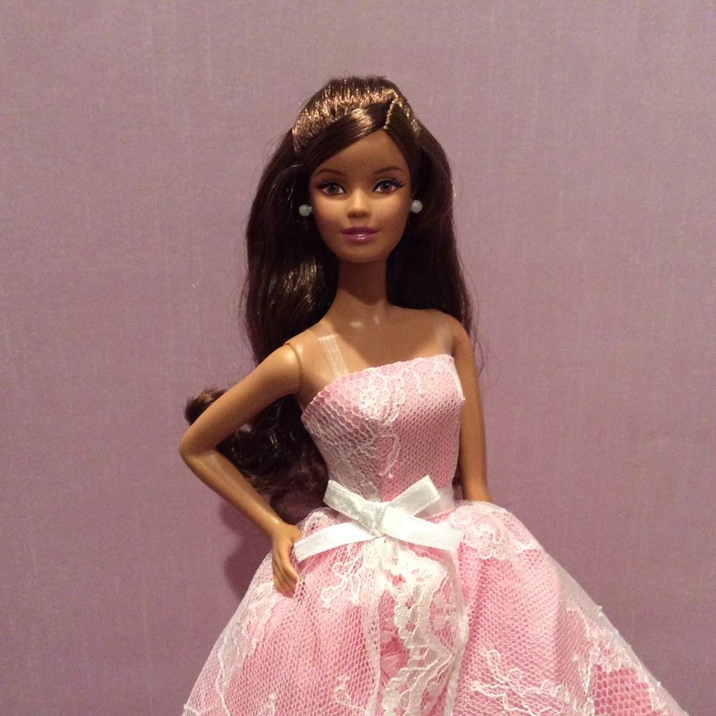 2015 Birthday Wishes Hispanic Barbie